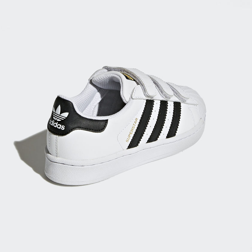 Детские кроссовки Adidas Superstar Foundation B26070 167c21898793e